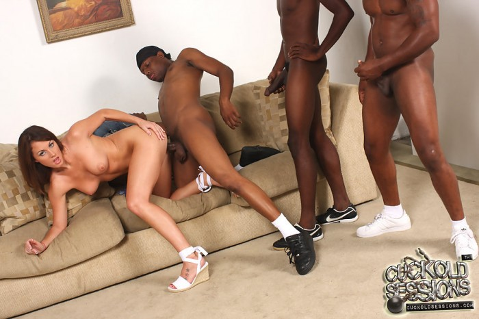 Nikki Anne Gang Bang